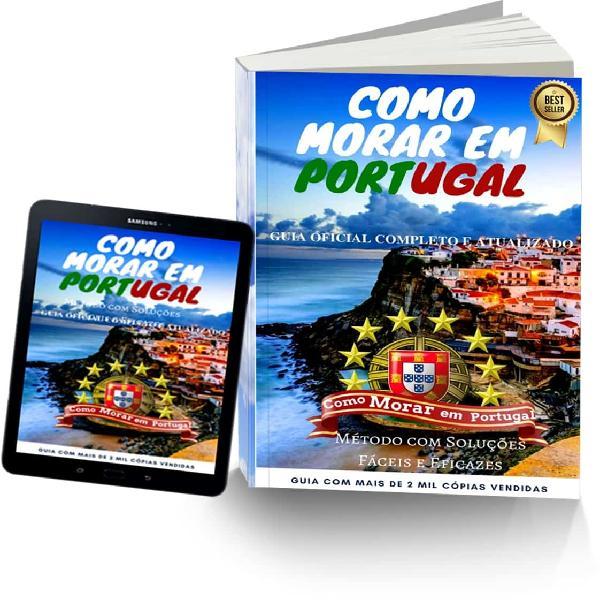 QUER MORAR EM PORTUGAL