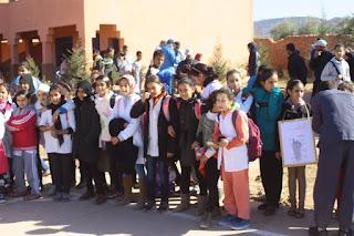 المجلس البلدي لأيت أورير ينظم أنشطة محلية بتنسيق مع مؤسسات تعليمية