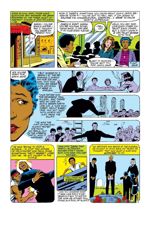 Captain America (1968) Issue #277 #193 - English 19