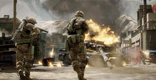 Gameplay Battlefield: Bad Company 2 PC