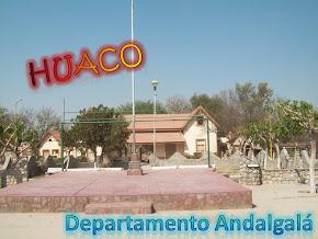 Conociendo Distrito Huaco - Andalgalá
