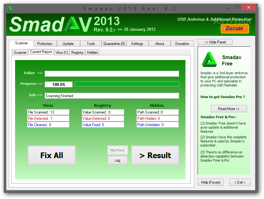 Download Smadav Pro Rev 9.8.1 Terbaru Full Serial Number
