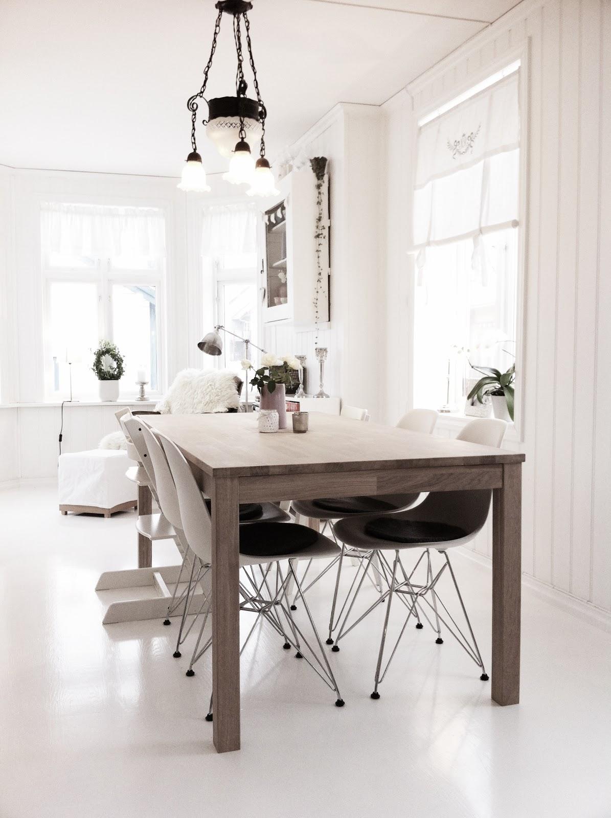 Hjertero.com: nytt spisebord i hus!