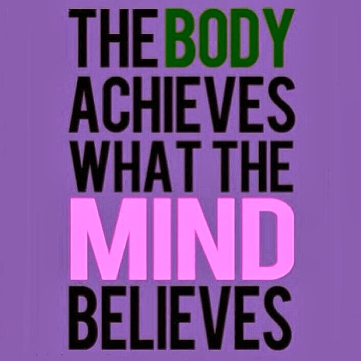 Believe in yourself and achieve, www.HealthyFitFocused.com