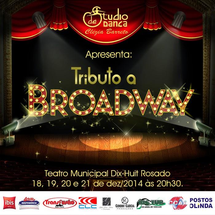 Blog Cl 237 Stenes Carlos A Broadway No Palco Do Dix Huit