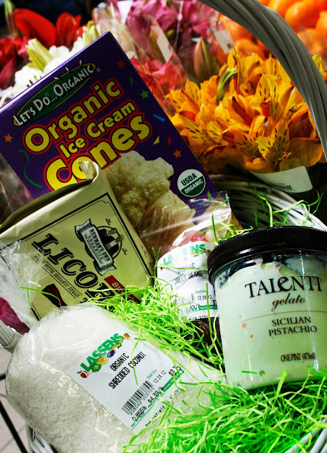 lassensloves.com, Lassen's, Easter+Basket+Ice+Cream+Cone, Easter+Basket
