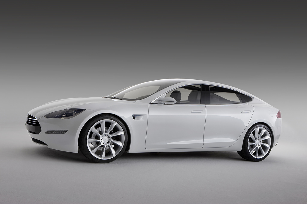 2012 Tesla Model S Best Electric Cars 2012-2013 For Sale