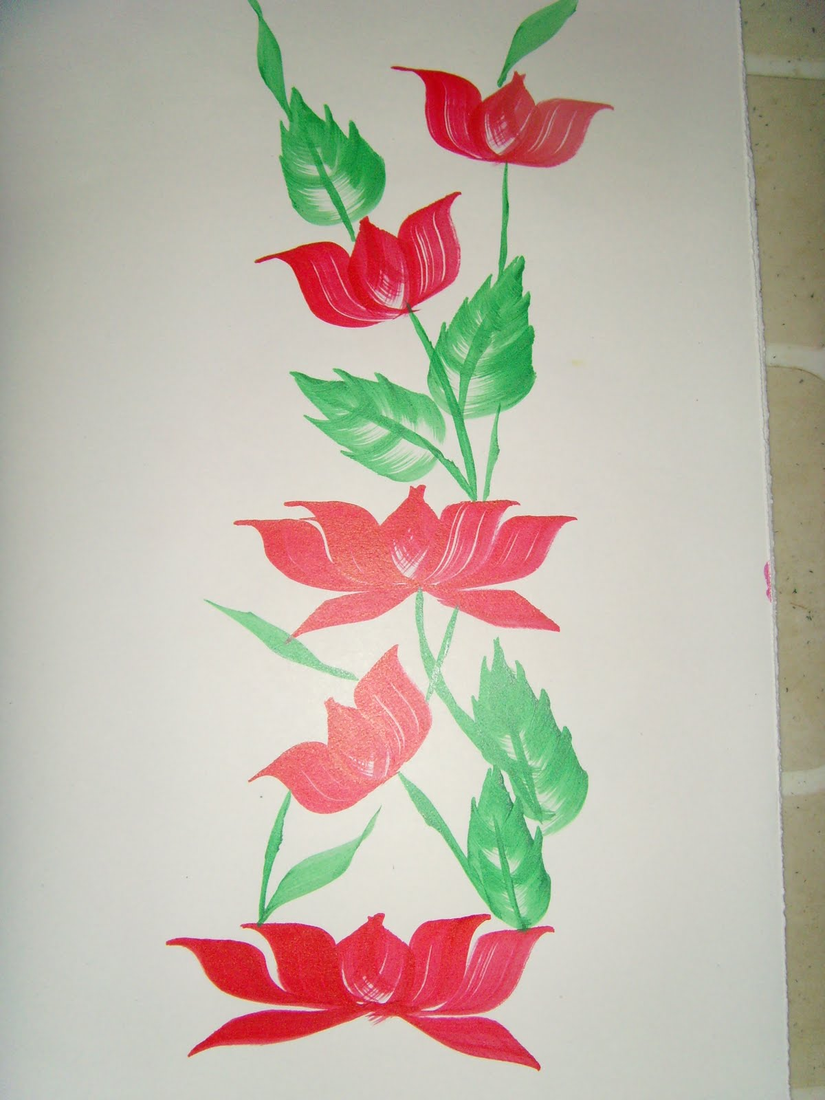 Craft Works Free Hand Painting 3