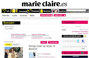 Look favorito revista Marie Claire