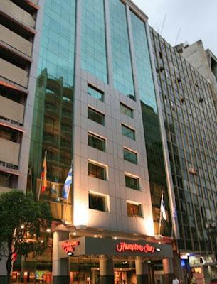 Hotel Hampton Inn by Hilton Guayaquil - Directorio de hoteles hostales en Guayaquil Ecuador