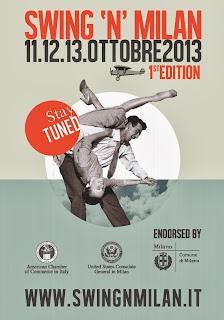 Cosa fare a Milano sabato 12 e domenica 13 ottobre: Swing'n'Milan a La Pelota