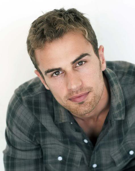 Theo James is Four in DivergentTheo James