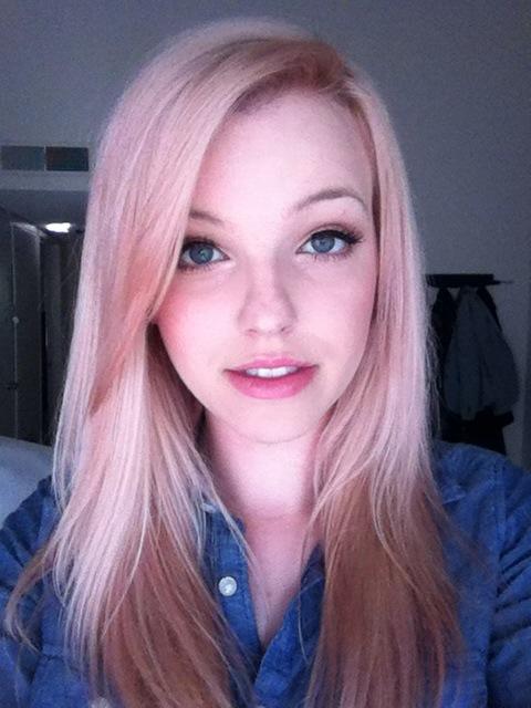 Sunny Shot Of Sally Beauty Supply39s Blond Brilliance