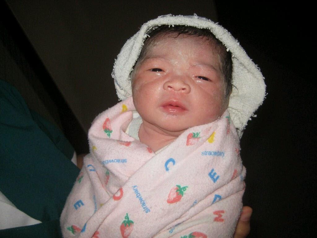 perkembangan bayi baru lahir