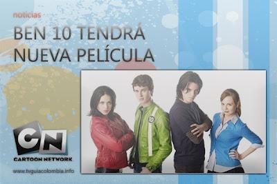 Noticias | Nueva película de BEN 10