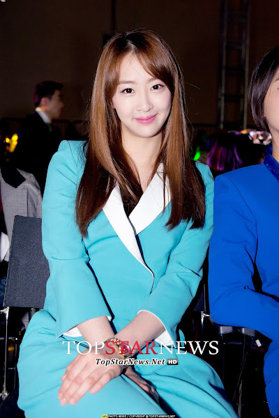 SISTAR Dasom Seoul Fashion Week 2014