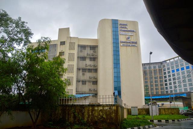 Airport Health Organisation yellow fever certiciate mumbai india vaccination