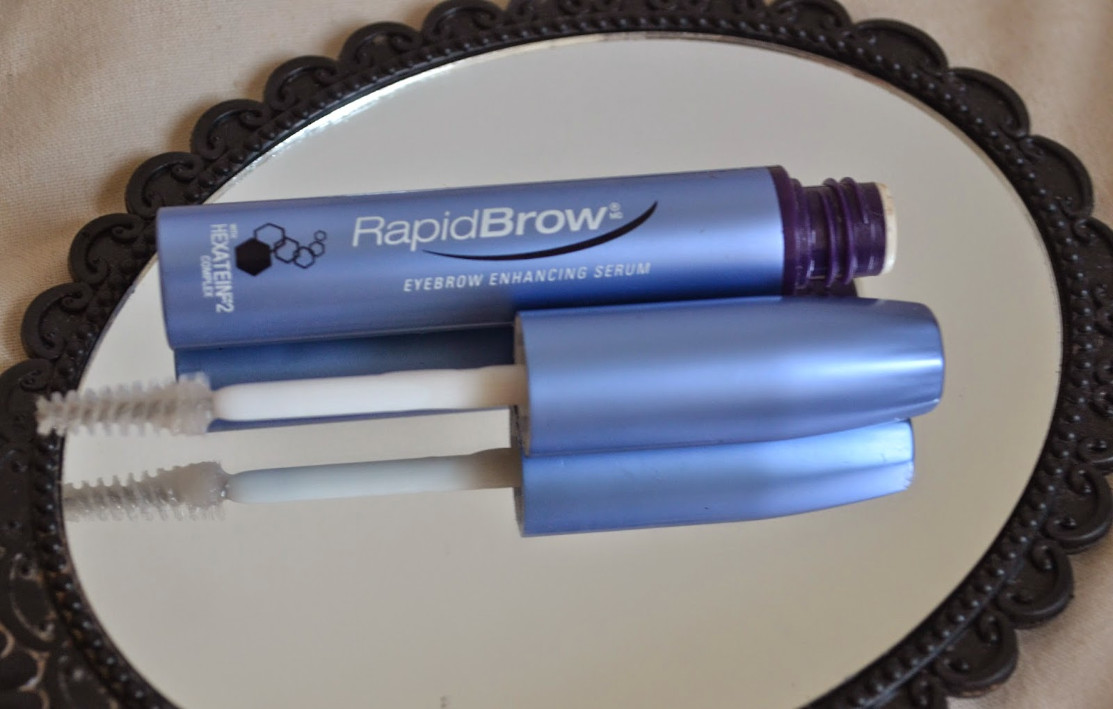 Get Lippy With It Product Review Rapid Brow Eyebrow Growth Serum