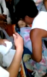 Miracle! Dead 3-year old girl comes alive at her own funeral in Philippines