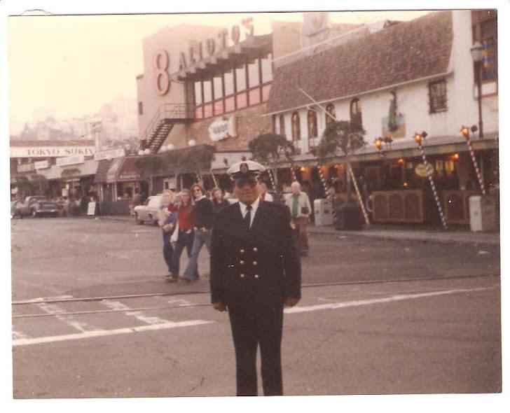 César Rivera - San Fco. EE.UU. - Año 1985