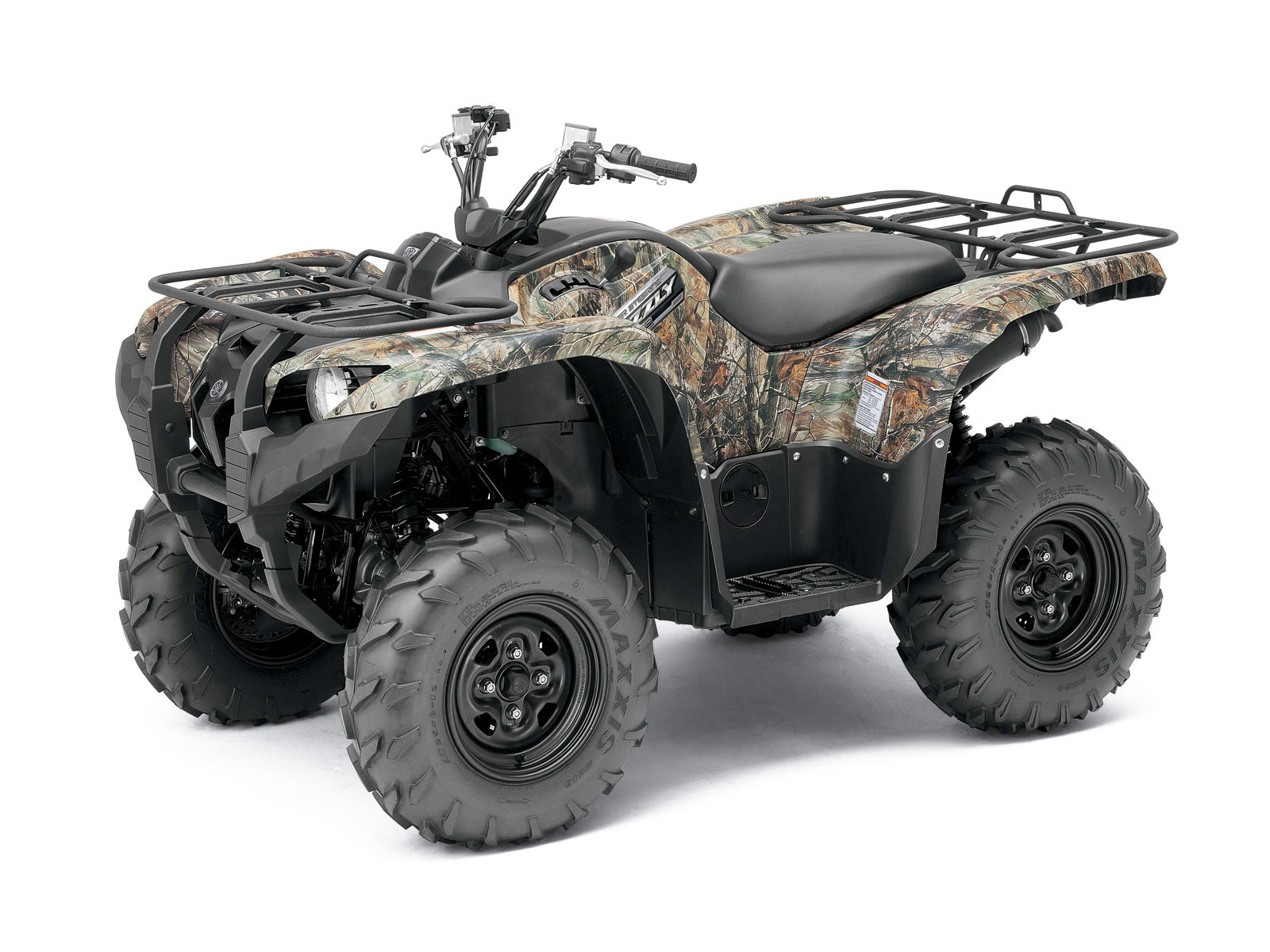 2012 yamaha grizzly 550 fi auto 4x4 eps atv pictures for Yamaha clp 550 specifications