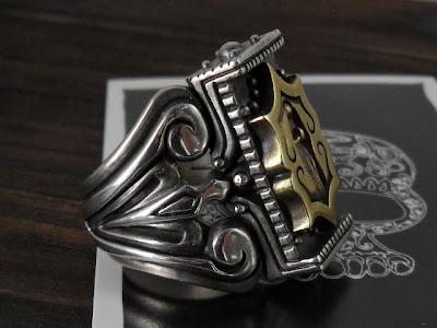 日本銀器品牌Big Black Maria的Maria設計