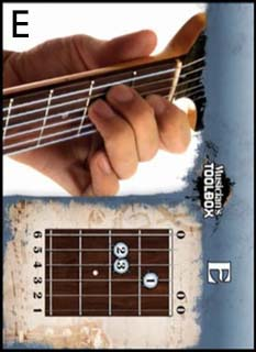 chord+e Tips Belajar Kunci Dasar Gitar untuk Pemula