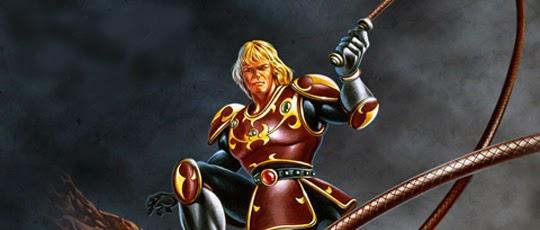Simon Belmont, le héros de Castlevania Simon's Quest sur NES