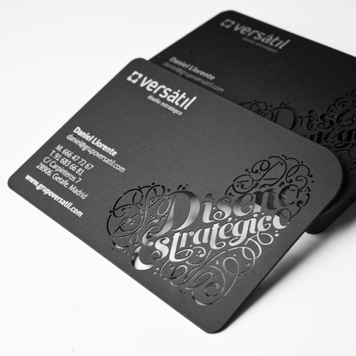 Versatil Business Card