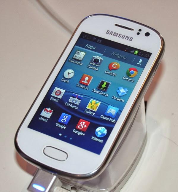Cara Root HP Android Samsung Galaxy Fame GT-S6810 - APLIKASI ANDROID