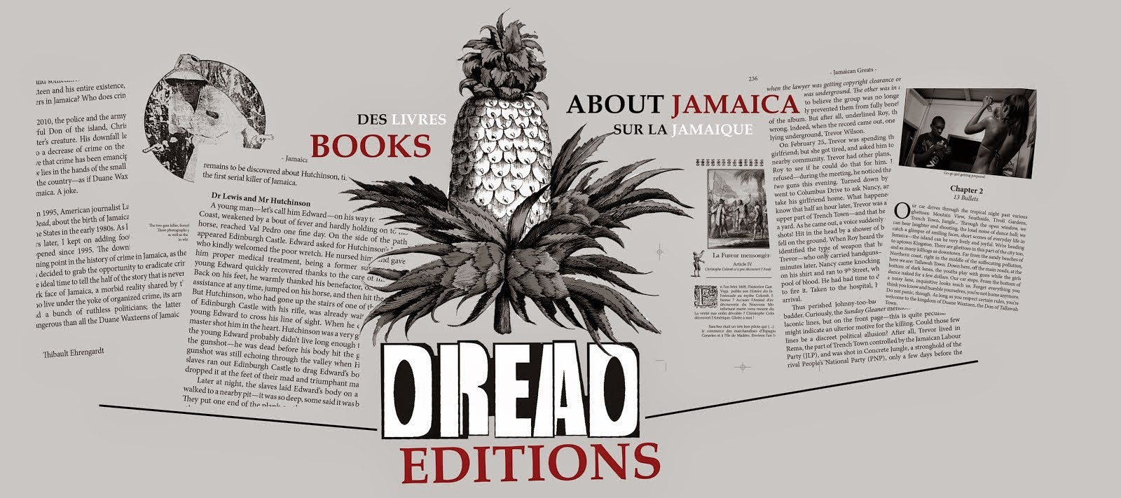 DREAD Editions