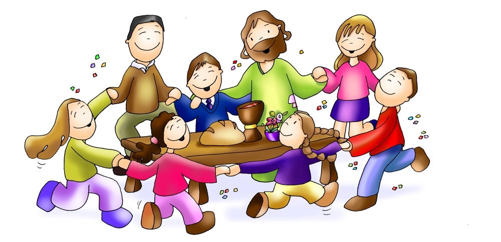 Palabras de vida y amor alrededor de tu mesa brota la alegr a for Alrededor de tu mesa