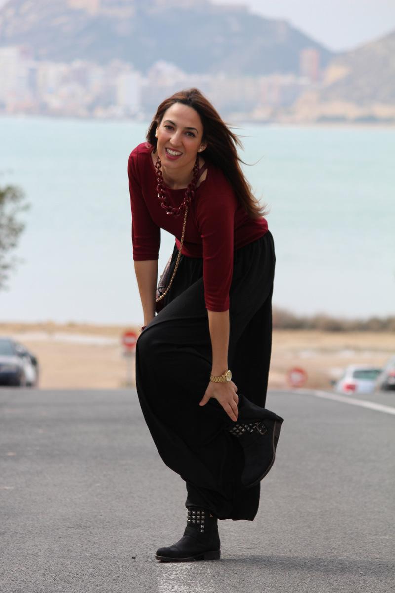 Long skirt estilo stiletto by leticia p rez personal - Personal shopper alicante ...