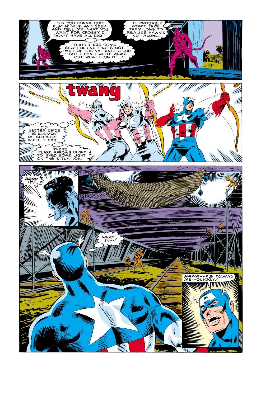 Captain America (1968) Issue #317 #245 - English 18