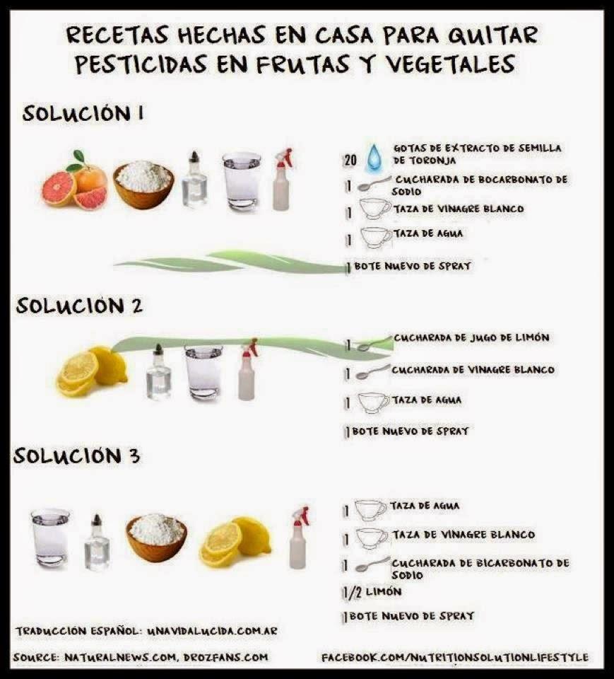 Naturalmente yo ideas ecologicas for Procedimiento de cocina