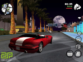 Grand Theft Auto: San Andreas Android Game,