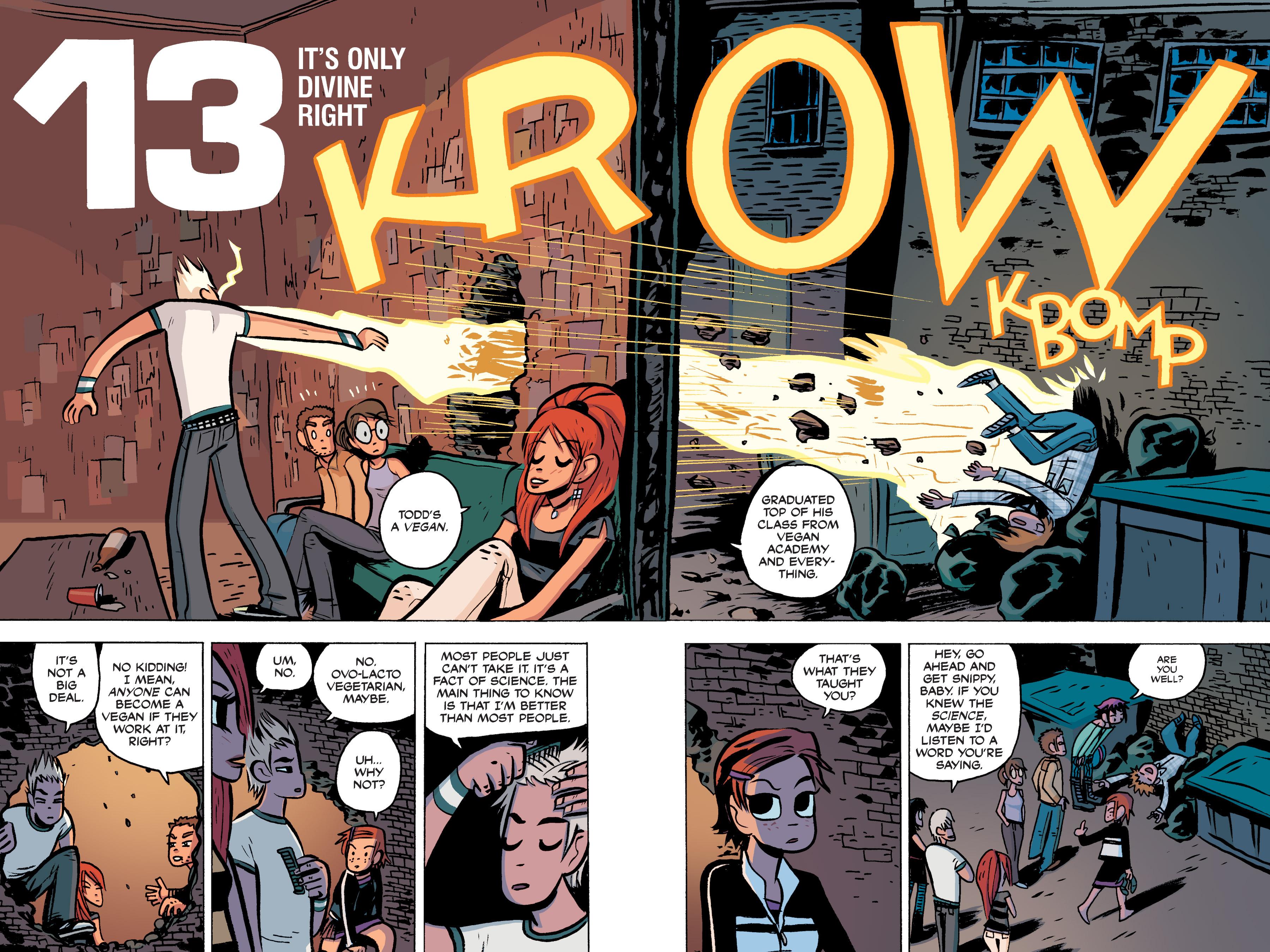 Read online Scott Pilgrim comic -  Issue #3 - 30