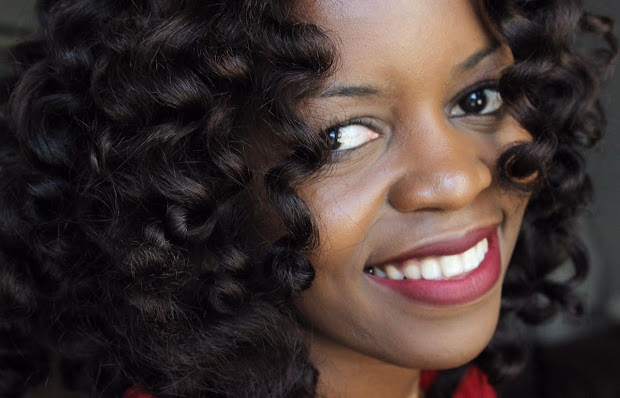 perm rods and natural hair- methods