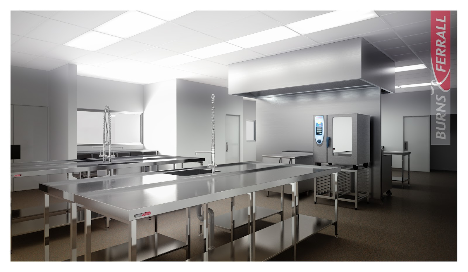 Commercial Kitchen Design Marae