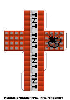 Crear bloque minecraft de dinamita