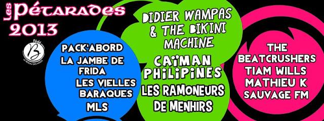 Les Pétarades #5 - Brest 2013