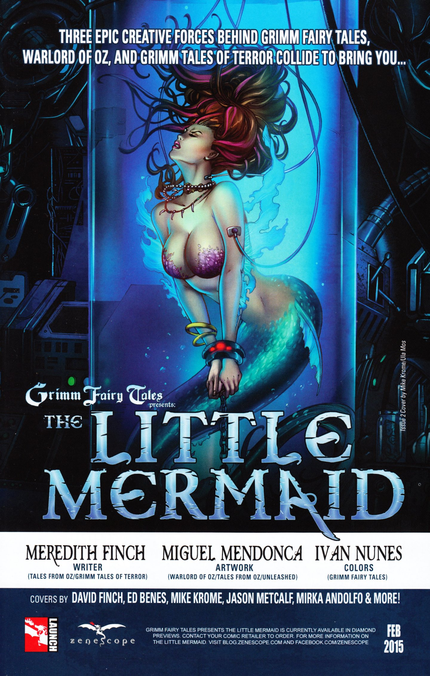 Grimm Fairy Tales (2005) Issue #107 #110 - English 27