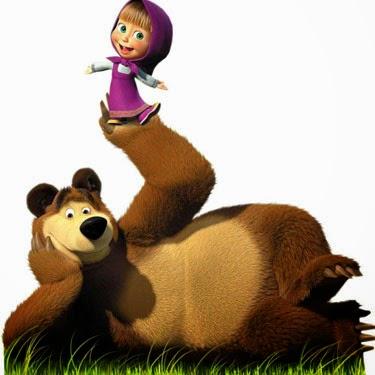 descargar dvd  masha y el oso en español