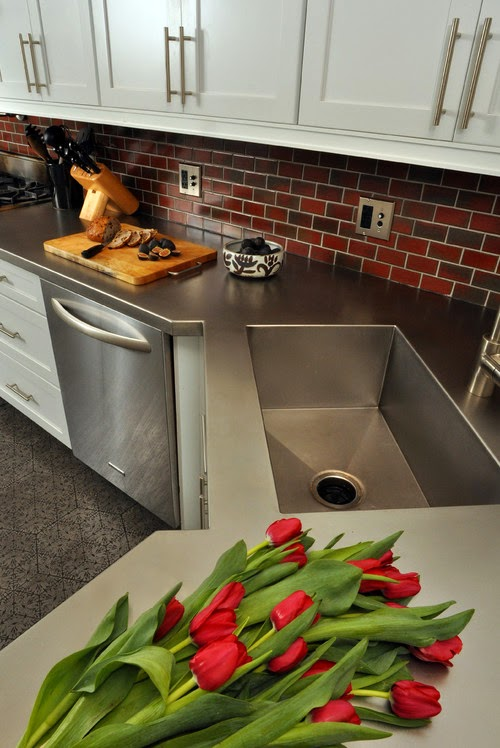 minimalist Kitchen Sinks