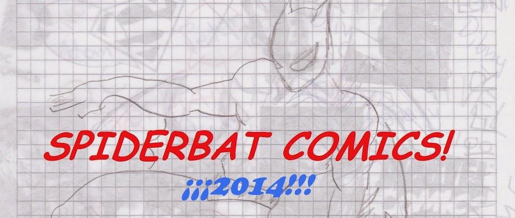 Spiderbat Comics