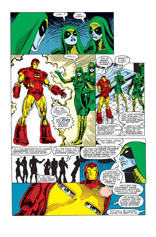 Captain America (1968) Issue #399 #338 - English 8
