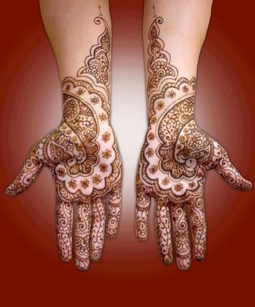 Mehndi Patterns Pdf : Designs of mehndi for eid on foot simple dresses