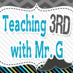 Teaching 3rd with Mr. G