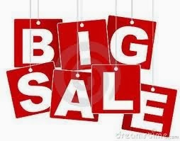A Real BIG SALE