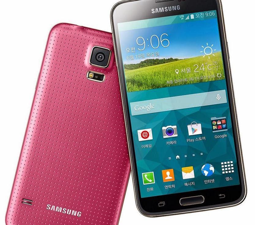 Galaxy S5 yang memiliki spesifikasi lebih baik ketimbang Galaxy ...